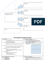 engagement rigor templates and handout