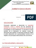 11 Sem Intercul Educac