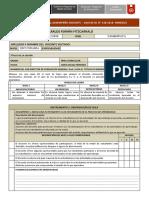 Ficha de Monitoreo CFF
