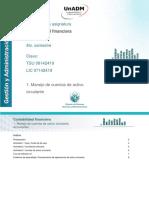 Unidad 1 Manejo de Cuentas de Activo Circulante Actividades (1)