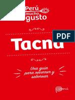 Guía Perú Mucho Gusto Tacna