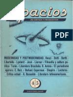 Liernur, Jorge - La Arquitectura Postmoderna (1986)