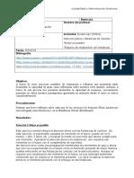 Ejercicios Atencion Plena Evidencia - 2