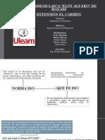 ISO Cuadro