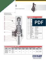 Catalogo Valvula Seepil S1890