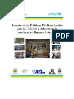 Inventario de Politicas Publicas Locales