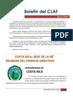 Boletin Del Claf 2-2017 Español