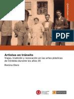 Artistas en Tránsito Romina Otero Digital
