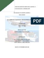 Ev.4-Diseño Del Plan de Ruta y Red Geografica de Transporte