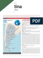 Argentina Ficha Pais