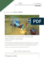 Como Jogar Teamfight Tactics - Guia de Mecânica de Jogo _ League of Legends