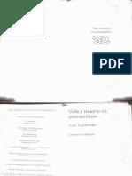Vida y muerte en psicoanálisis - Jean Laplanche