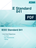 7 IEEE Standard 841 Overview v2