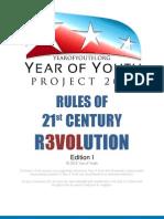 Rules of 21st Century Revolution
