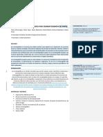 Separación de aminoacidos por cromatografía
