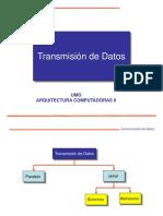 4 UMG Arquitectura C II - Comunicion - Transmision