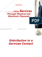 Chapter 5 Distributing Services Through Physical and Electronic Channels (1)