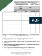 FR-SST-019 Formato Control de Actividades Diaria.