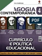 Revista Educação - Autores e Tendências - Pedagogia Contemporânea 4