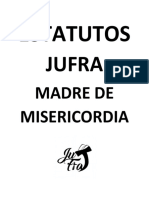 Estatutos Jufra Mdm