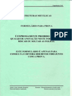 Formulário - Metálicas