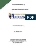 Presupuesto general de Colombia año 2018 -2019.docx