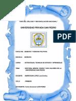 Historia de La Universidad San Pedro