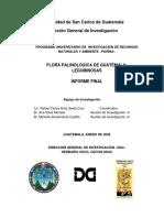 Flora palinológica de Guatemala