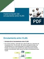 Enrutamiento Entre VLAN