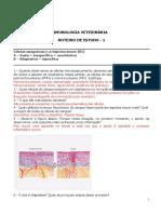 Células Sanguíneas e a Resposta Imune Roteiro de Estudo Com Gabar