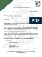 Invitacion Sifu Luis Quispe Tigre Negro Lima