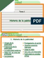 Hª Publicidad