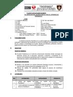 Plan de Capacitacion Sistema Digital Para El Aprendizaje -2104