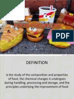 1. Food chemistry