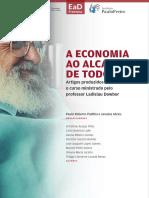 A Economia Ao Alcance de Todos (Livro, 2019) - Ladislau Dowbor
