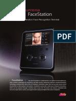 Suprema Face station
