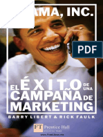 El Exito de Una Campaña de Marketing. Barry Libert Rick Faulk. 2009.