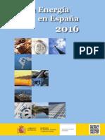 Energia Espana 2016
