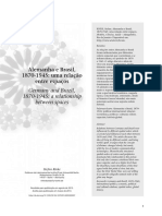 Alemanha e Brasil,1870-1945_uma Relação Entre Espaços