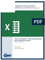 excel avanzado manual