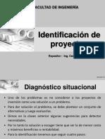 Identificación de proyectos