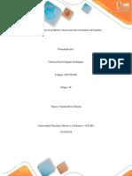 Paso 2 – Analizar El Problema y Hacer Una Lista Sistemática Del Análisis