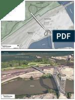 Wendy Park Bridge - Site Plan