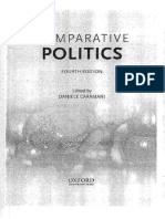 Comparative Politics; Daniele Caramani Publisher; Oxford, United Kingdom; New York, NY Oxford University Press, [2017]