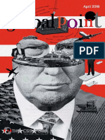 Monthly Global Point Current Affairs April 2019