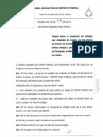 PL 718 Programa Estágio