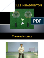 BASIC SKILLS IN BADMINTON.pptx
