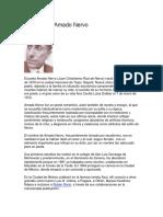 Biografía de Amado Nervo.docx