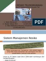 Manajemen Resiko Telekomunikasi