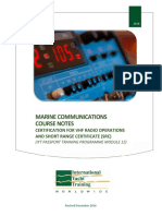 WHF manual